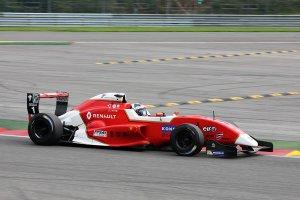 Yifei Ye - Josef Kaufmann Racing