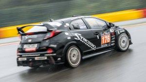 Algemeen kampioen 24H TCE Series p/b Hankook Synchro Motorsport