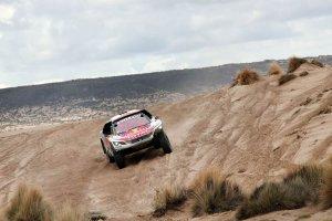 Sebastien Loeb - Peugeot DKR3008