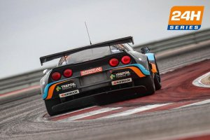 V8 Racing - Chevrolet Corvette C6-ZR1