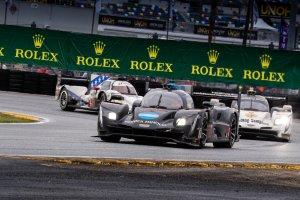 Ricky Taylor, Jordan Taylor, Max Angelelli en Jeff Gordon - Wayne Taylor Racing