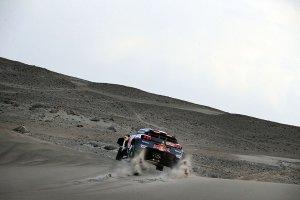 Carlos Sainz - Peugeot 3008 DKR