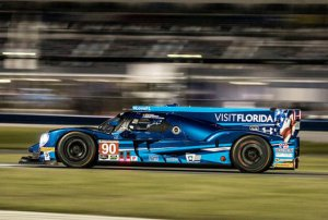 VISIT FLORIDA Racing - Riley-Gibson