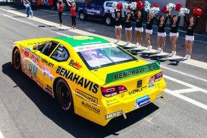 Felipe Rabello - Caal Racing - Chevrolet SS