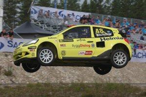 Lukas Walfridson - Renault Clio Supercar