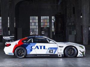 Team Schnitzer - BMW M6 GT3