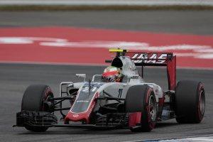 Esteban Gutierrez - Haas F1 Team