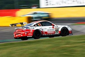 Belgium Racing - Porsche 997