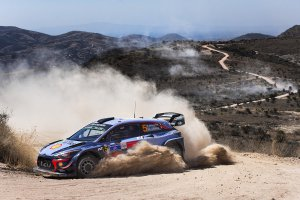 Thierry Neuville - Hyundai i20 Coupe WRC
