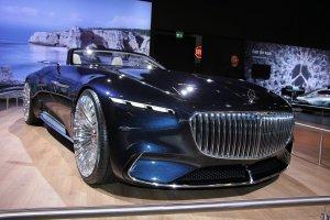 Maybach Vision 6 Cabrio