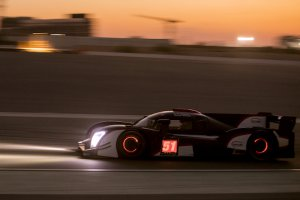 Century Motorsport - Ginetta G57