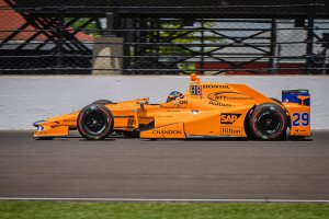 Fernando Alonso - McLaren Honda Andretti
