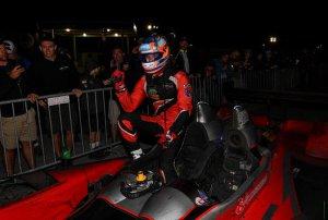 James French, Patricio O'Ward en Kyle Masson - Performance Tech Motorsports