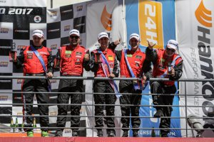 Hofor-Racing - Algemene winnaars 2017 24H SERIES powered by Hankook