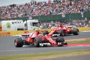Kimi Raikkonen - Sebastian Vettel