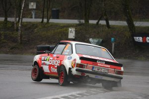 Christophe Deco - Ford Escort MK2