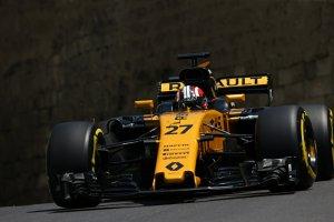 Nico Hulkenberg - Renault Sport Formula One Team