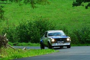 Rik Vannieuwenhuyse - Ford Escort MKI