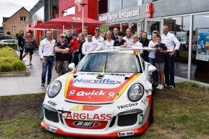 GHK Racing Quick Car Car Parade