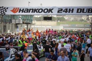 24H Dubai: Startgrid 2015