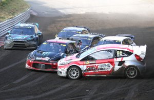 Start WK RX Supercar