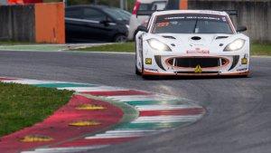 Nova Racing - Ginetta G55 GT4