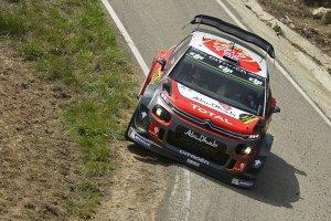 Kris Meeke - Citroën C3 WRC