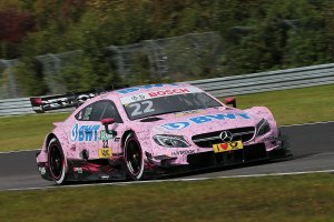 Lucas Auer - Mercedes-AMG C63 DTM