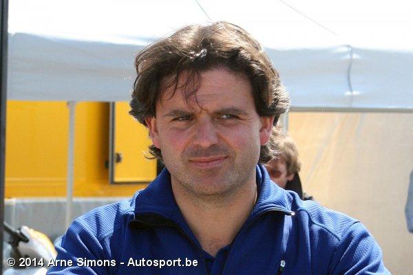 Mikke Van Hool over Gil de Ferran