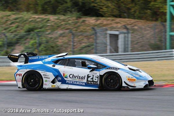 Lamborghini Super Trofeo - Nürburgring