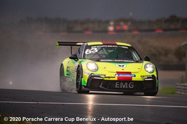 Porsche Carrera Cup & Porsche Sprint Challenge Benelux