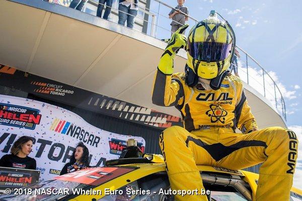 NASCAR Whelen Euro Series - Valencia - ELITE 1