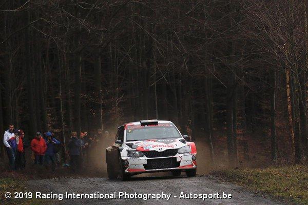 Belgian Rally Championship - Spa Rally