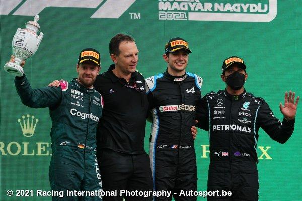 Formule 1 - Hongarije