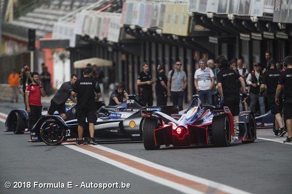 Formule E - Riyad