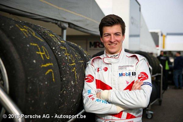 Belgisch talent in de Porsche Carrera Cup Deutschland
