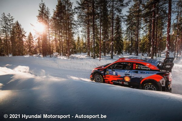 FIA WRC - Arctic Rally