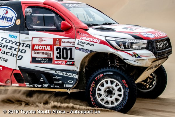 Dakar Rally Raid