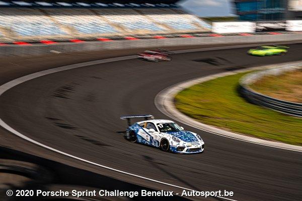 Porsche Sprint Challenge Benelux Zandvoort