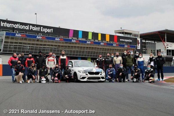 BMW M2 CS Racing Cup Benelux