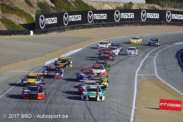 Intercontinental GT Challenge - Laguna Seca
