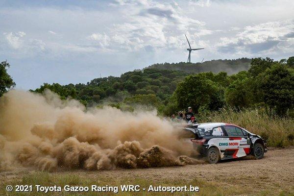 FIA WRC - Sardinië