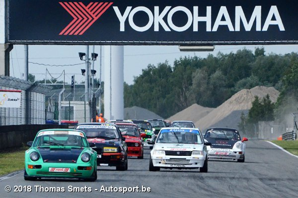Belcar Historic & Youngtimer Cup - American Festival