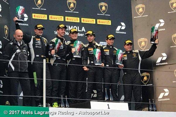 Lamborghini Super Trofeo - World Final