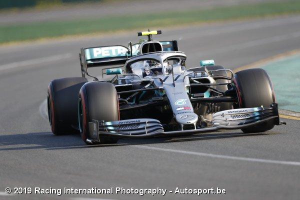 Formule 1 - Australië