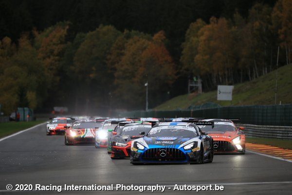 Total 24 Hours of Spa - Na 3H