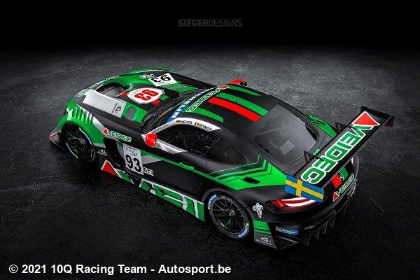 GT3 Le Mans