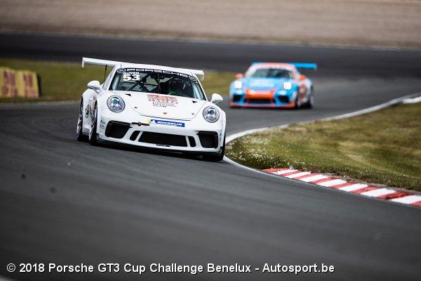 Porsche Cup - Jumbo Racedagen