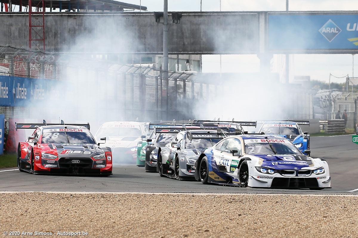 DTM in 2021 terug naar Zolder - Autosport.be