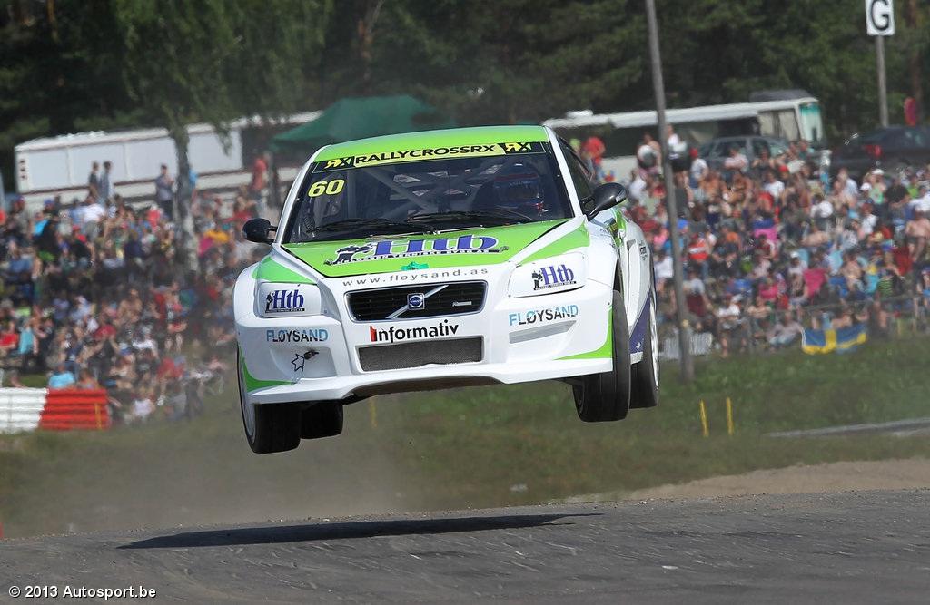 Zweden Holjes Bakkerud Wint Voor Verrassende Ekstrom Autosport Be